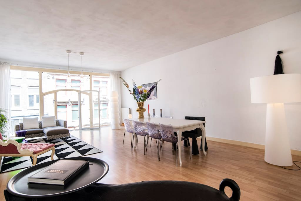 Approx 100m2 apartment