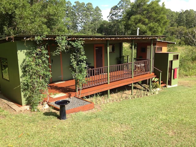 private Rainforest Cabin - Nimbin - Chalet
