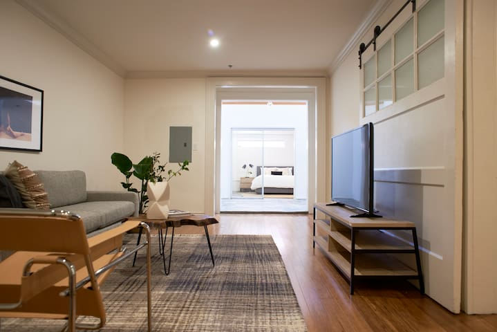 Sonder | Artist Lofts | Peaceful 2BR + Pool