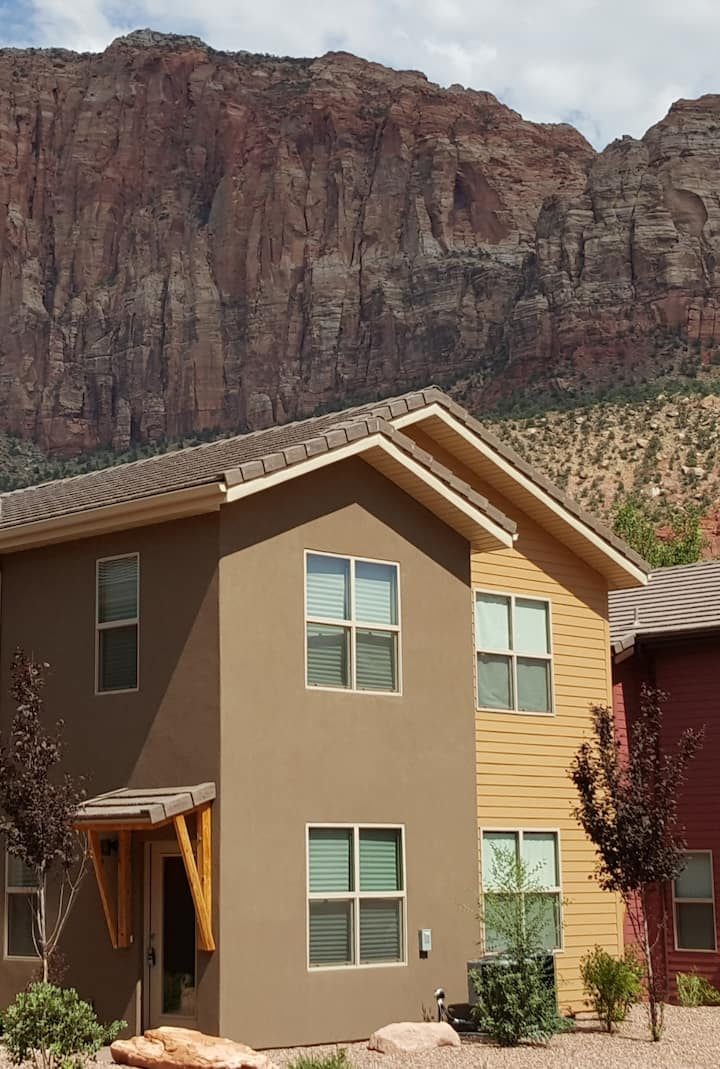Townhome 4 in Springdale, at Zion National Park