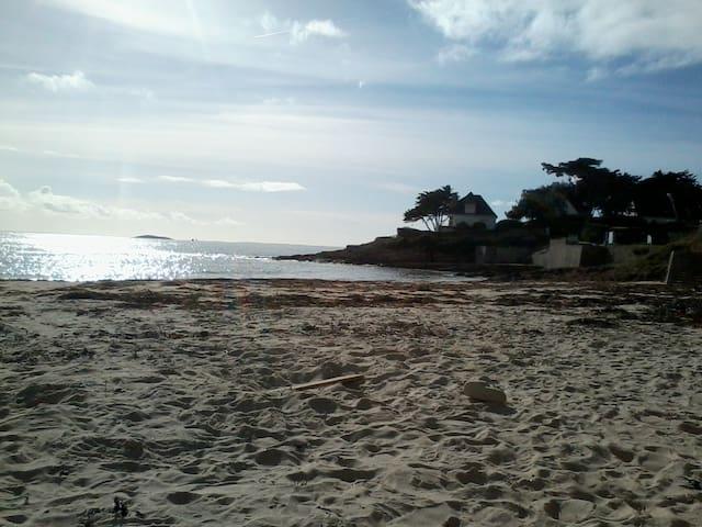 plage de Port-Navalo