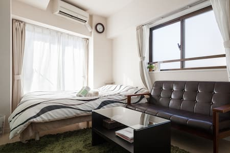 Shibuya near! 2min walk from St! - Shinagawa-ku - 公寓