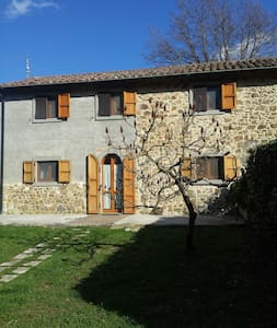 COUNTRY HOUSE in Santa Fiora - Province of Grosseto