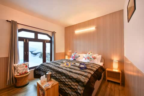 A Standard Private Room at Barot