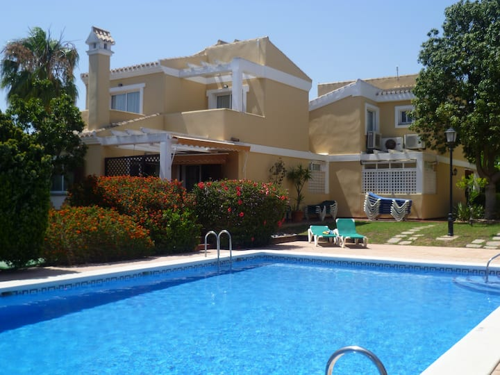 Beautiful Family Villa In La Manga Club