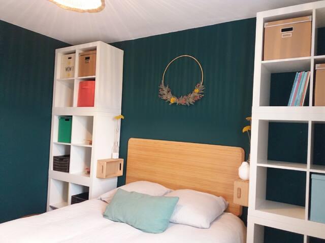 Apartment for 4 people, Cours du Médoc