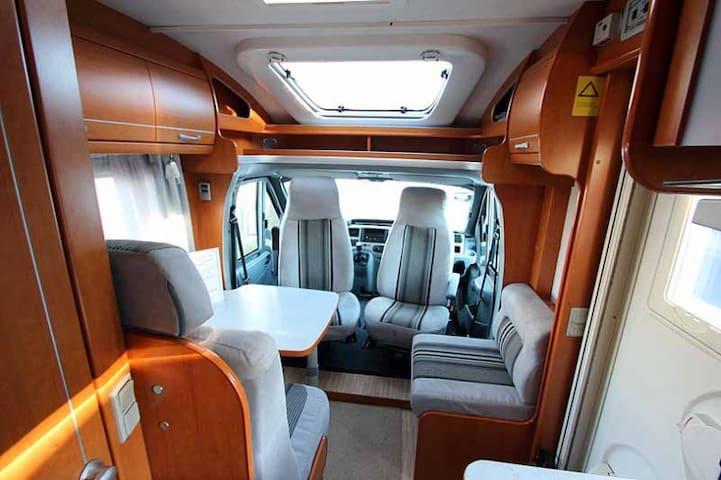 Prova på husbilslivet, förverkliga drömmen - Bjärred - Camper/RV