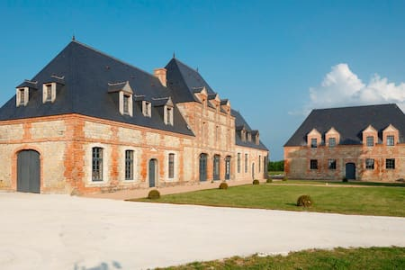 Luxury mansionin Normandy w/ garden - Ravenoville