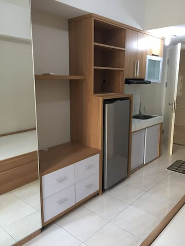 Apartemen that makes you feel at home