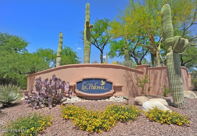 Quiet home in gated Foothills golf community