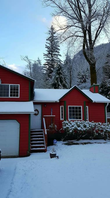 December, 2016 winter wonderland