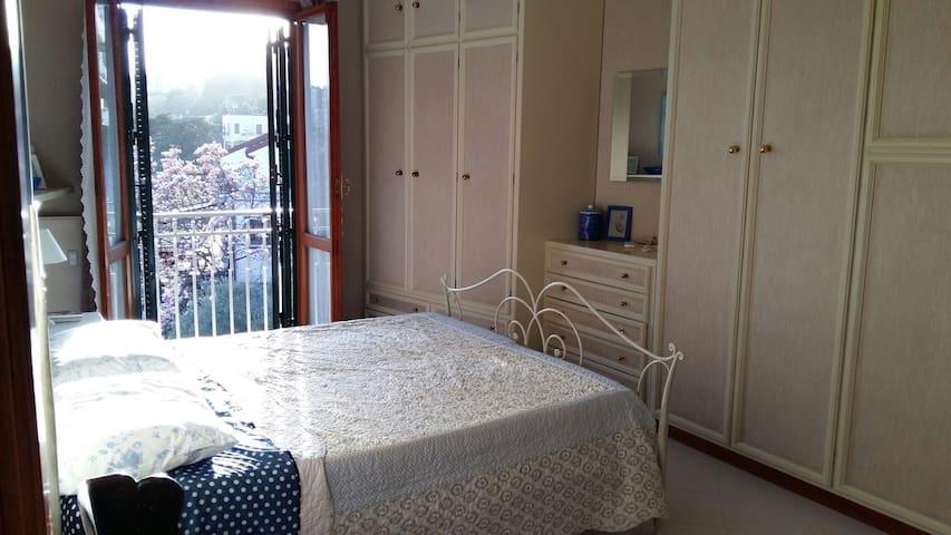 Appartamento vista mare e giardini - Albissola Marina