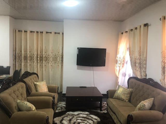 Well furnished 2 Bedroom Apt in the heart of Accra