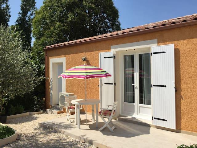 Studio à proximité des Cévennes - Saint-Privat-des-Vieux - Apartment