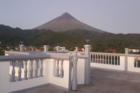 Home away from home (Majestic View of Mayon)