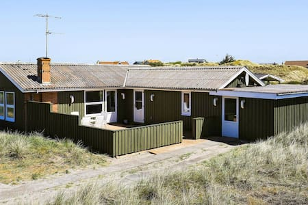 Charming Holiday Home Near the Sea in Ringkøbing
