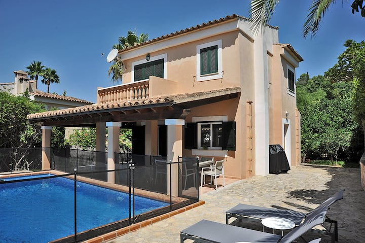 2691 chic villa with pool in Calvia