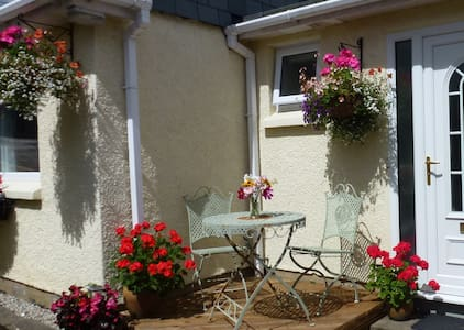 Driftwood apartment,parking,private garden,wifi - Lostwithiel - Apartment