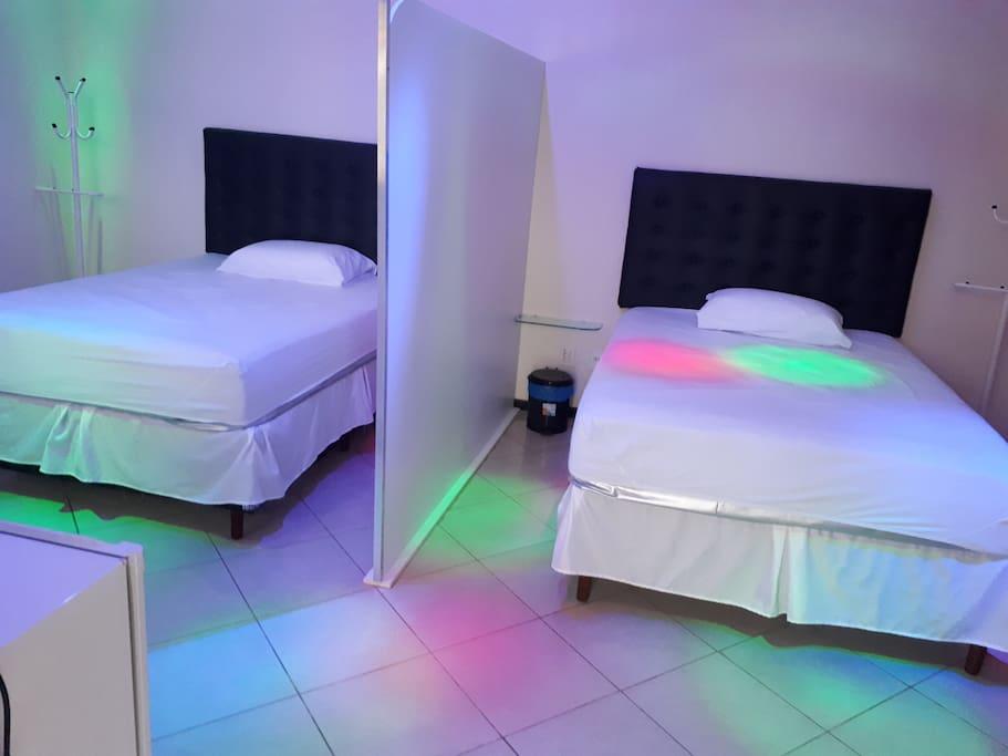 3 camas casal