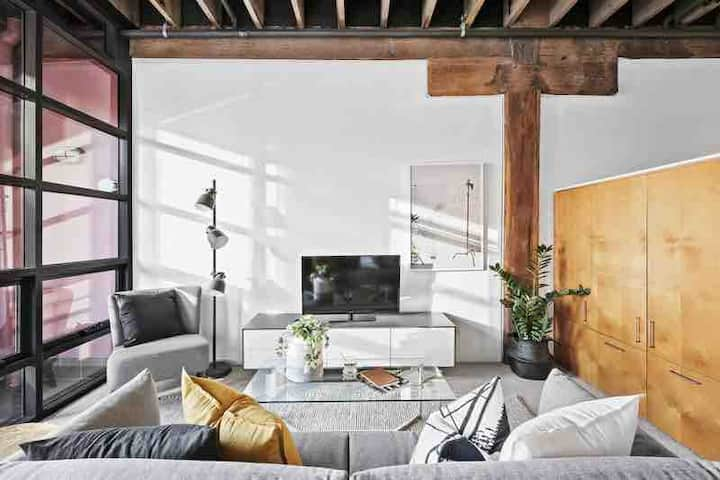 Stylish Apartment in Chippendale