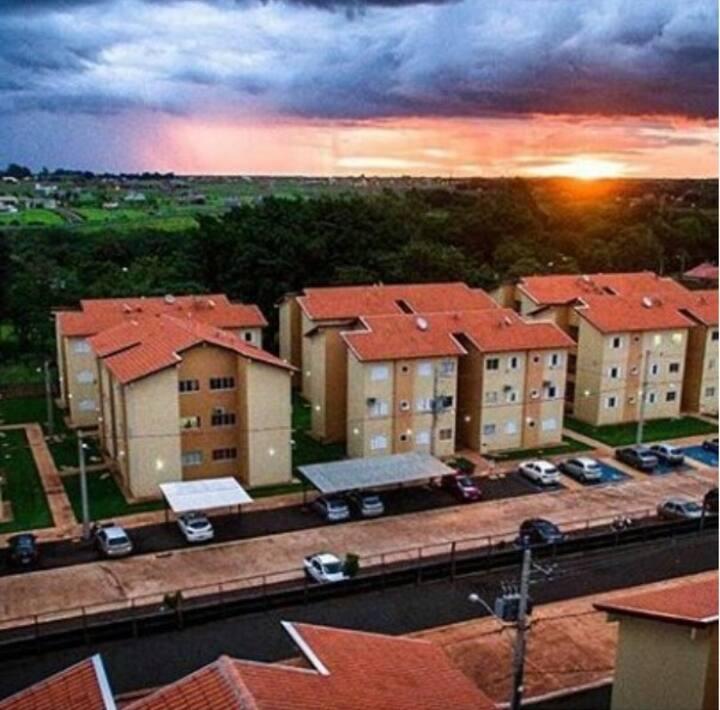 Apartamento Mobiliado em Dourados