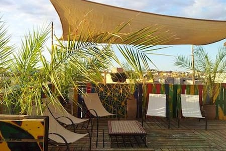 HOME Bed & Breakfast - Triple Room - Marrakesh - Bed & Breakfast