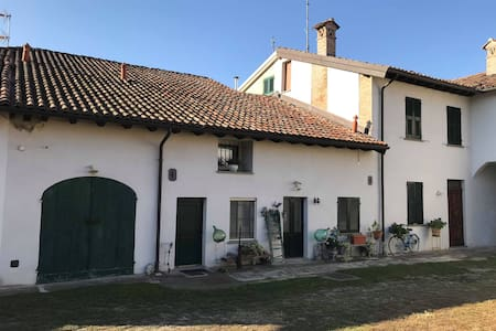 Spaziosa casa di campagna da poco ristrutturata