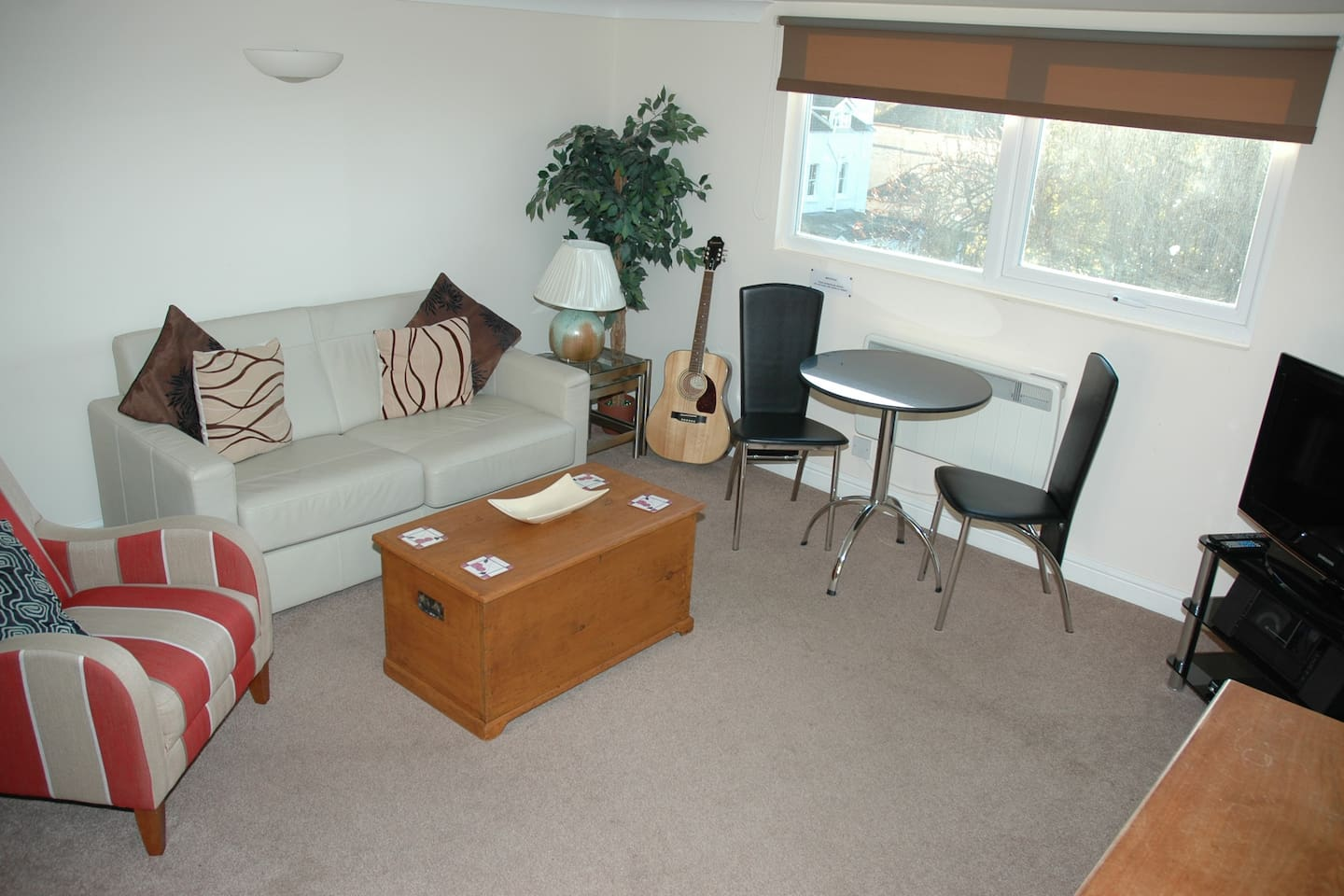 Lounge/Diner with views across Dee Estuary to Wales & Hilbre Island