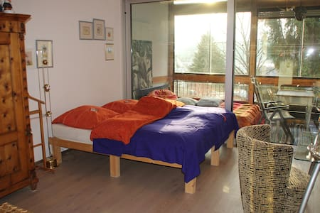 Privatroom in Villach-Warmbad - Villach - Apartmen
