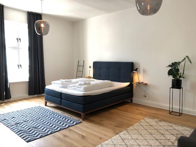 Superior Innercity Apartment