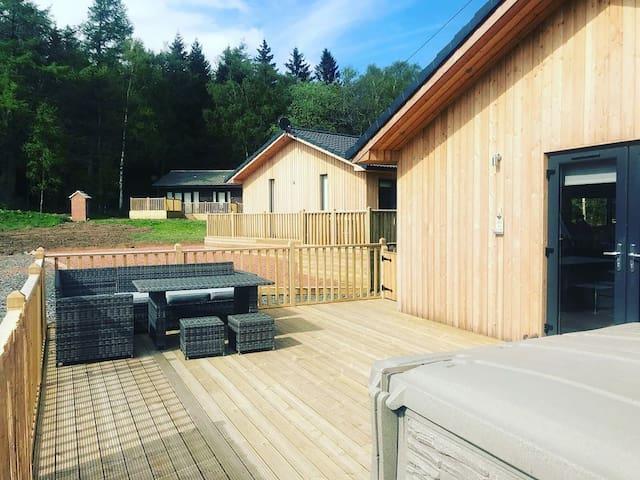 The Woodside Lodge - Otterburn