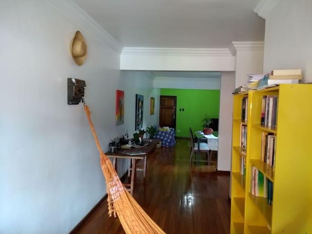 Quarto disponível nos Barris, Salvador-Ba