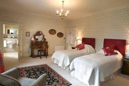 The Silver Birch Room - East Lothian