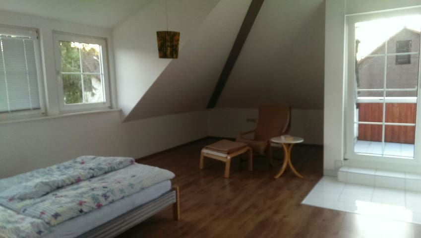 Double Room, Near Frankfurt Airport 15 min drive - Hanau - Дом