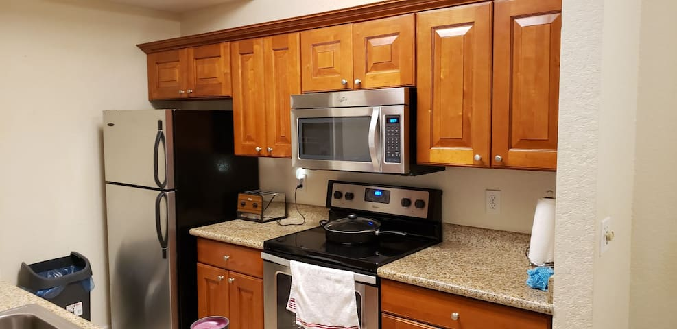 Beautiful full equipped Apartment in Tampa Palms