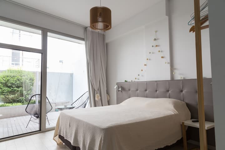 Cozy studio in the heart of Recoleta. VLPlaza