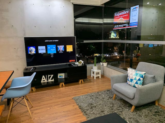 PRIVATED ROOM IN A LUXURY APARTMENT - Condesa