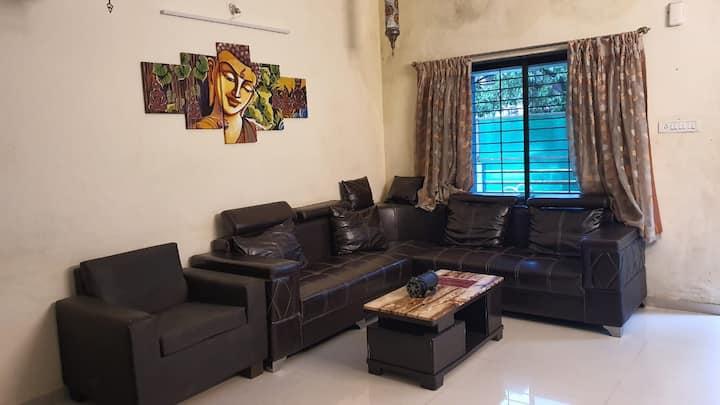 Aao Kabhi - Ashiyana Villa 3BHK - Private pool