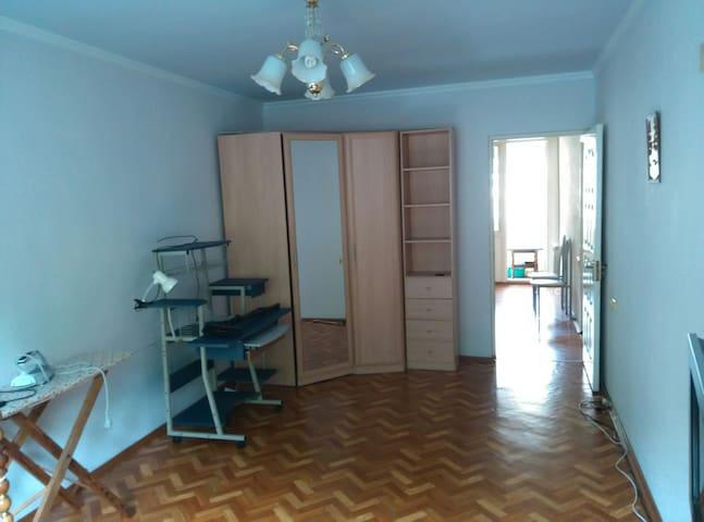 2 комнатная уютная олимпиада 15 мин - Сочи - Apartament