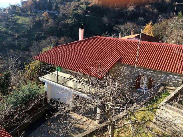 Refurbished amazing country house - Dikastro