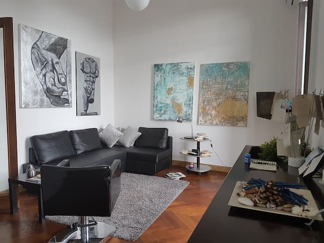 Stylish apartment in the centre