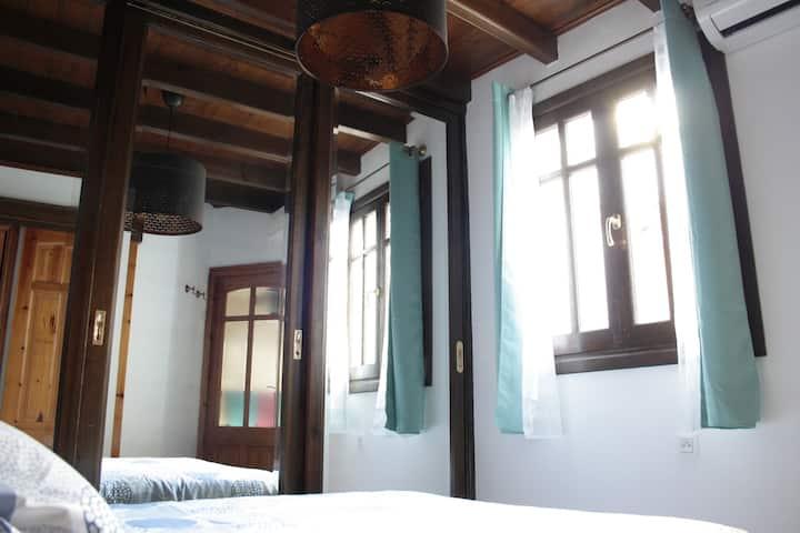 Preciosa casa en el Albaicín bajo (Granada)