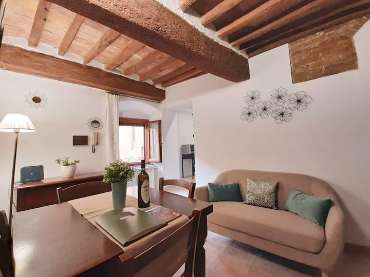 San Gimignano Apartments Vernaccia -free Netflix