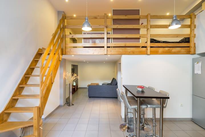 Charmant petit loft au calme - Villeurbanne - Loft