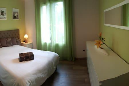 Chambre cosy dans maison spacieuse et grand jardin - Boissise-la-Bertrand