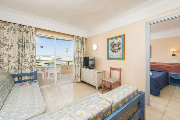 Apartment with all inclusive basics in Alcudia Beach