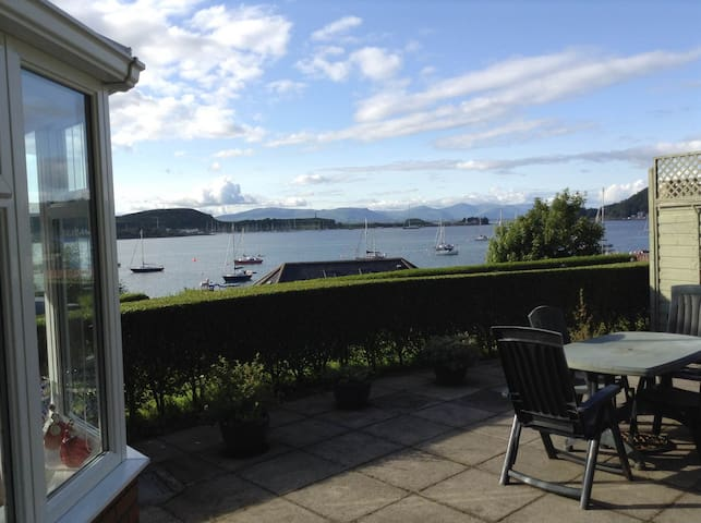 Oban villa with unparalleled views - Oban - Hus