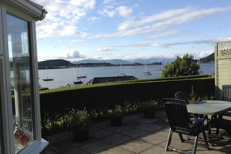 Oban villa with unparalleled views - Oban - Casa