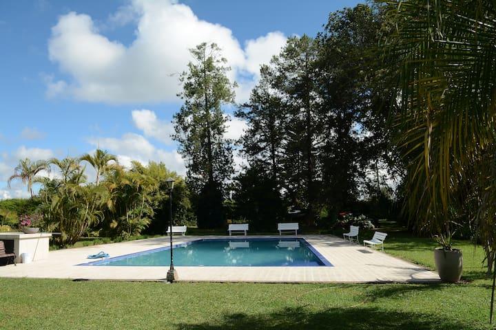 Hermosa Casa Finca Llano Grande 6 Habs 16Personas