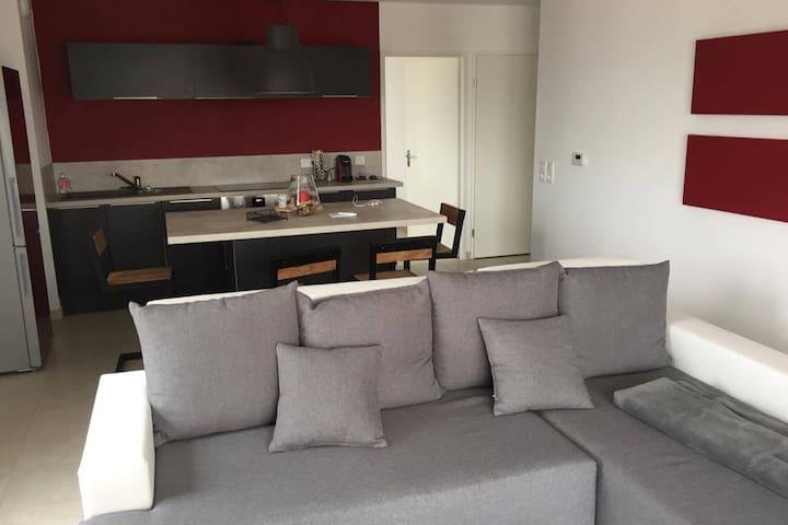 Appartement 2 chambres à proximité de Bordeaux - Lormont - Apartamento